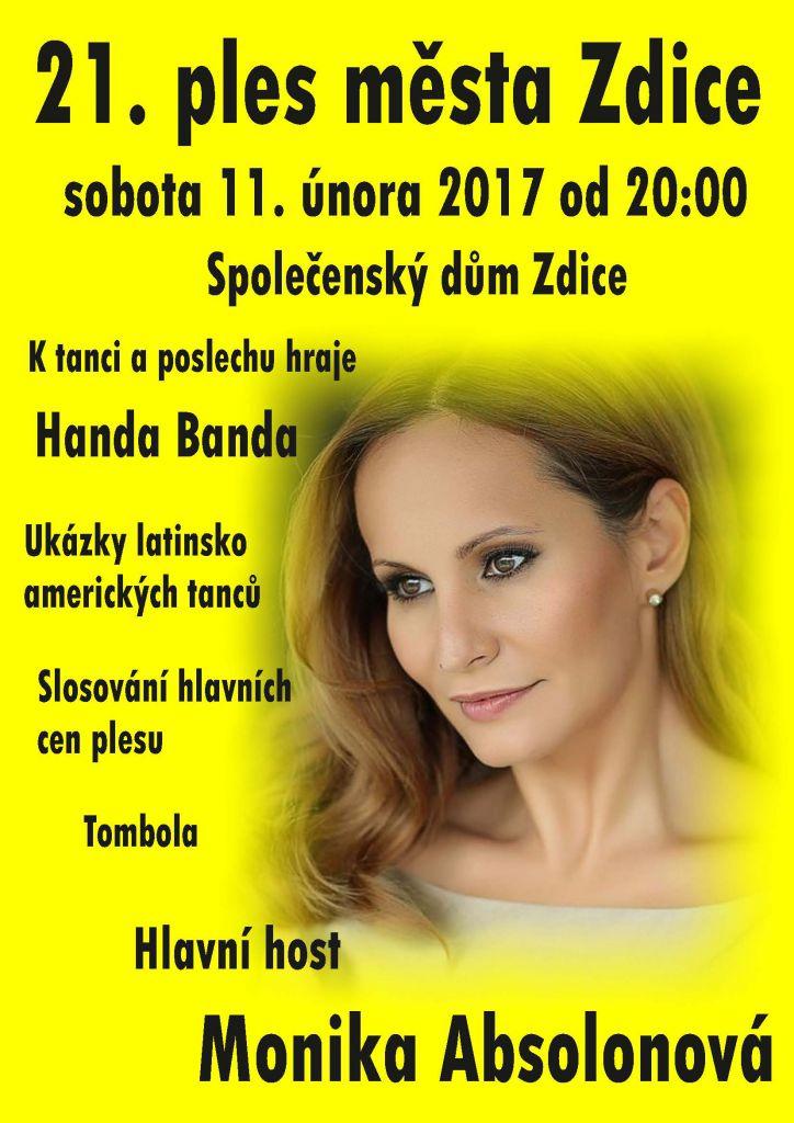 5f06402fb78 Akce - 21. ples města Zdice - Oficiální stránky Města Zdice
