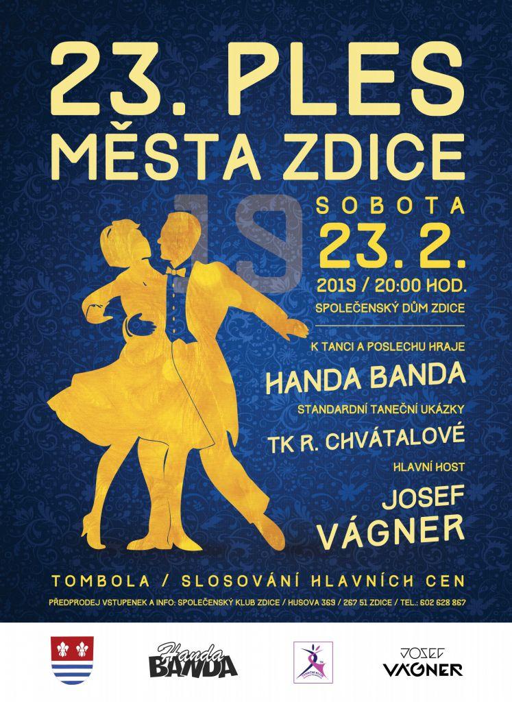 f3cb245b886 Akce - 23. ples města Zdice - Oficiální stránky Města Zdice